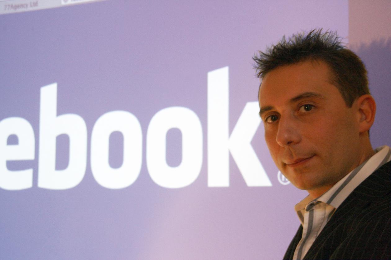 MarcoCorsaro_77 Marco Corsaro (77 Agency) ospite di SegnaleZero