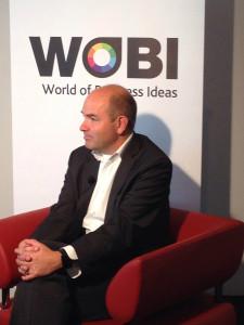 Chris Anderson - World Business Forum di Milano