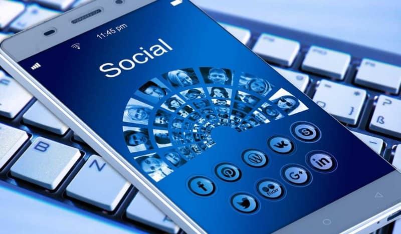 Social media e smartphone