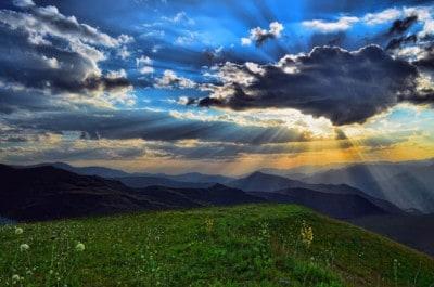 Foto nuvole