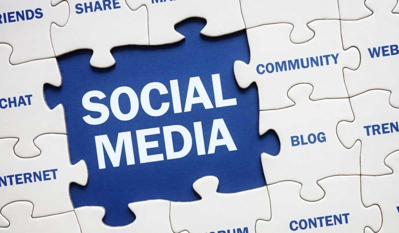 Social media downsize