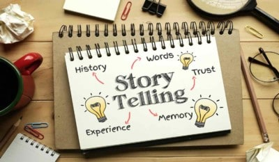 digital-storytelling-400x233 SegnaleZero - Content strategy, Scrittura digitale, Storytelling