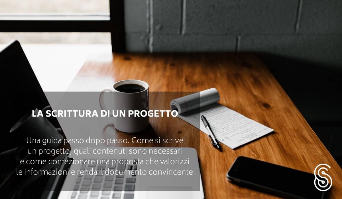 scrittura-progetto Come scrivere un progetto