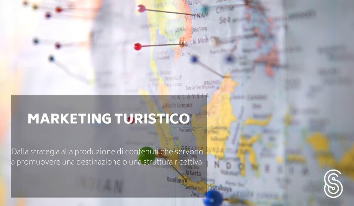Marketing turistico: come far conoscere un hotel, un'agenzia di viaggi o una struttura ricettiva grazie ai contenuti digitali.
