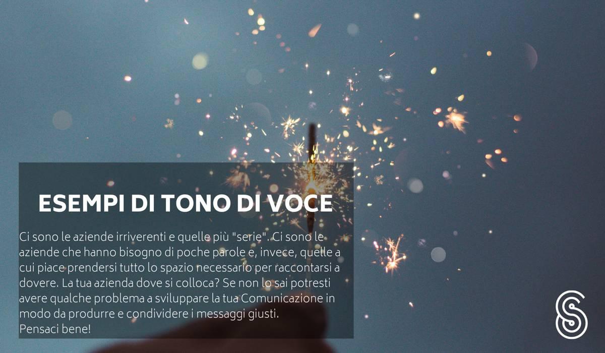 Esempi di tone of voice aziendale che hanno reso più efficace il Content Marketing di un brand.