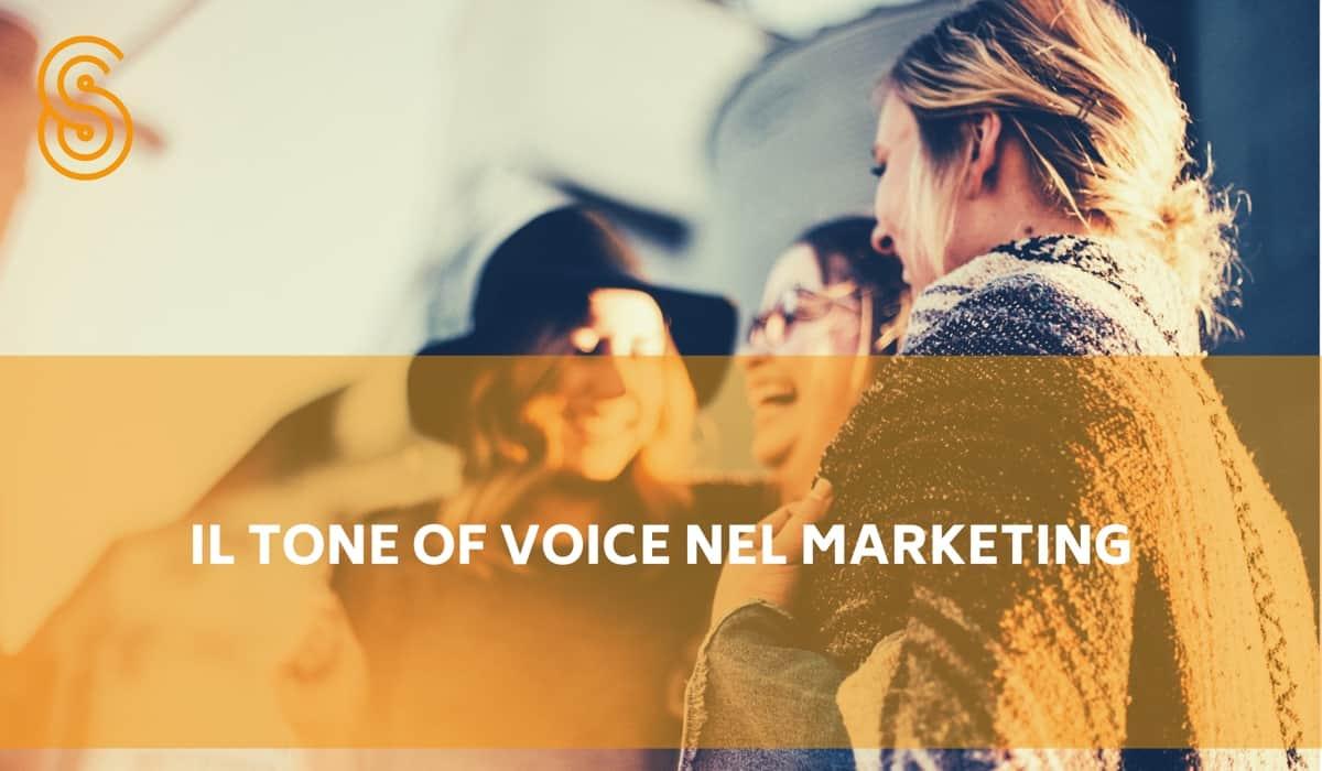 Cos'è il tone of voice di un'azienda e come si utilizza nel marketing.
